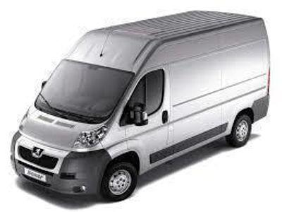 usado Peugeot Boxer 333 L2H2 2,2 HDI Premium 130HK Van 6g
