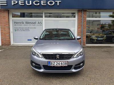 brugt Peugeot 308 1,6 BlueHDi Selection Sky 120HK 5d 6g A++