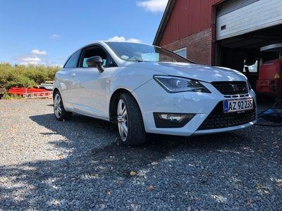 used Seat Ibiza 1.8 192 HK CUPRA