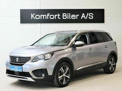 brugt Peugeot 5008 BlueHDi 120 Allure EAT6 1,6