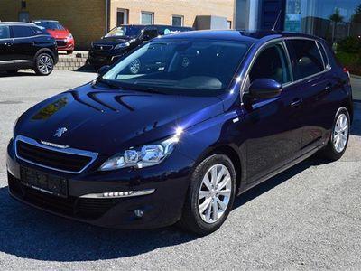 begagnad Peugeot 308 1,6 BlueHDi Style 120HK 5d