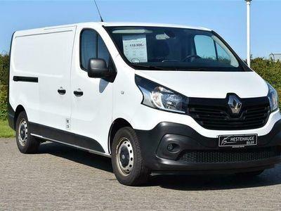 brugt Renault Trafic T29 L1H1 1,6 DCI start/stop 140HK Van 6g