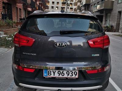 brugt Kia Sportage 1.6 135 HK Intro Edition