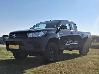 gebraucht Toyota HiLux Extra Cab 2,4 D-4D T2 4x4 150HK Pick-Up