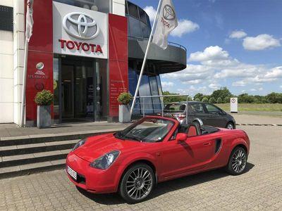 brugt Toyota MR2 1,8 140HK Cabr.