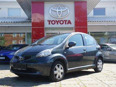 second-hand Toyota Aygo Plus 1,0 68HK 5d