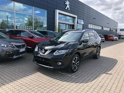 second-hand Nissan X-Trail 1,6 Dig-T Acenta 163HK 5d 6g