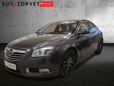 brugt Opel Insignia 2,8 V6 Turbo Cosmo aut. 4x4