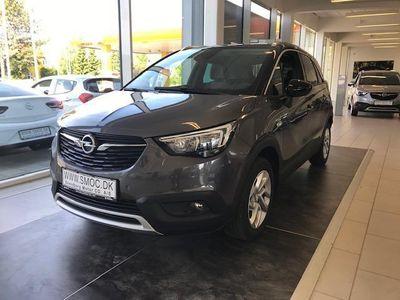 brugt Opel Crossland X 1,2 T Impress Start/Stop 110HK 5d 6g