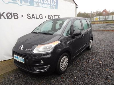gebraucht Citroën C3 Picasso 1,6 e-HDi 90 Seduction E6G
