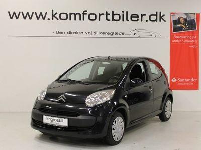 käytetty Citroën C1