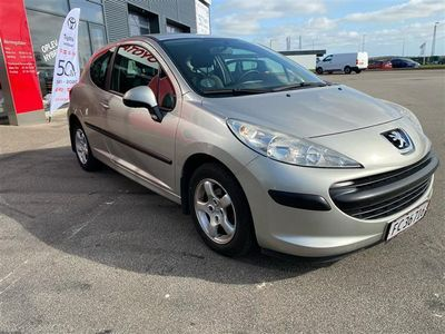 brugt Peugeot 207 1,4 XR Plus 88HK 3d