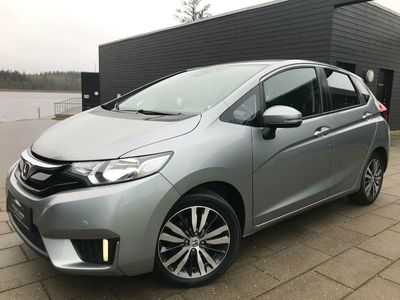 brugt Honda Jazz 1,3 i-VTEC Comfort CVT