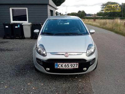 brugt Fiat Punto Evo 1,2 benzin fra 2011