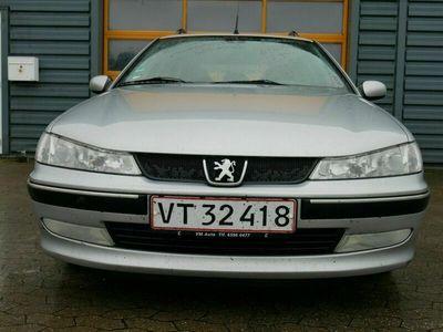 brugt Peugeot 406 2,0 ST stc.