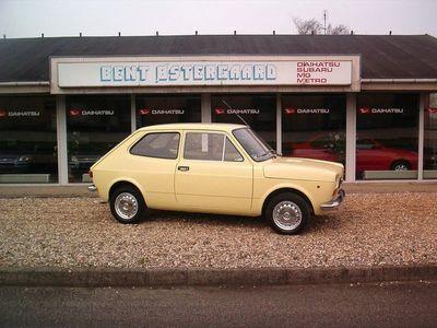 gebraucht Fiat 127 0,9 45HK 2d