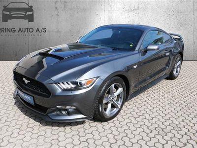 gebraucht Ford Mustang 3,7 305HK 2d 6g Aut. - Personbil - gråmetal