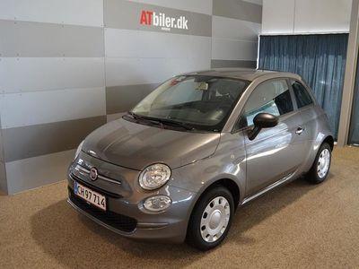 brugt Fiat 500 1,2 Pop Start & Stop 69HK 3d