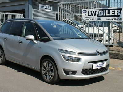 used Citroën Grand C4 Picasso 2,0 e-HDi 150 Exclusive aut.