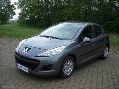 used Peugeot 207 1,4 HDI Comfort Plus 70HK 5d
