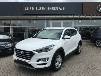 brugt Hyundai Tucson 1,6 CRDi MHEV Trend Deluxe DCT