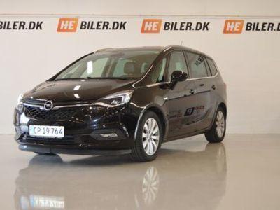 brugt Opel Zafira Tourer T 140 Innovation