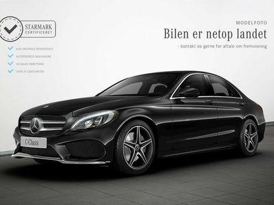 używany Mercedes C220 d 2,2 AMG Line aut.