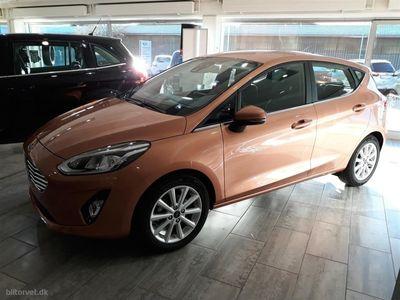 usado Ford Fiesta 1,0 EcoBoost Active I Start/Stop 100HK 5d 6g
