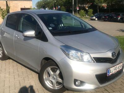 brugt Toyota Yaris 1.0 VVT-i