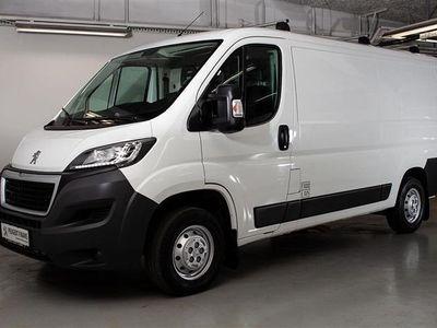 usado Peugeot Boxer 330 L2H1 2,2 HDI Premium 110HK Van 6g
