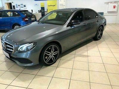 brugt Mercedes E220 2,0 Avantgarde