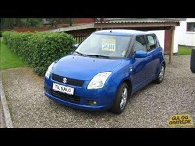 used Suzuki Swift 1,5 Benzin GL-A personbil
