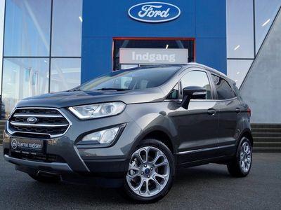 brugt Ford Ecosport 1,0 SCTi 125 Titanium aut.