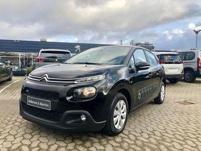 brugt Citroën C3 1,2 PureTech Iconic+ 82HK 5d