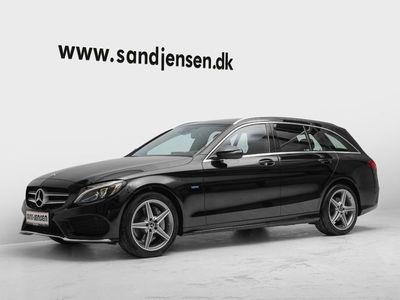 brugt Mercedes C350e 2,0 AMG Line stc. aut.