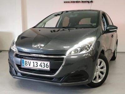 usata Peugeot 208 1,6 BlueHDi Spirit 100HK 5d
