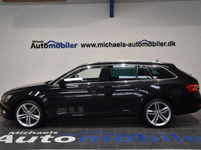 usado Skoda Superb 1,6 TDi 120 Ambition Combi