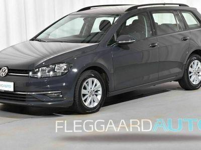 brugt VW Golf Variant 1,6 TDI BMT Comfortline 115HK Stc