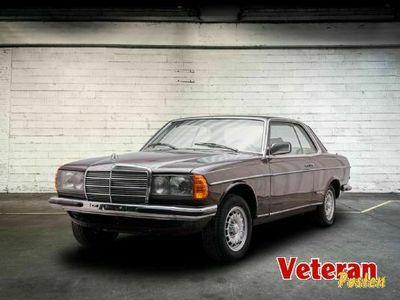 brugt Mercedes 230 CE 2,3 Aut