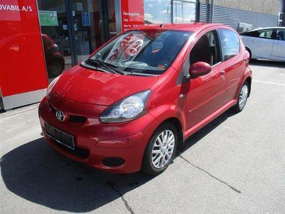 brugt Toyota Aygo 1,0 VVT-I Red Line 68HK 5d