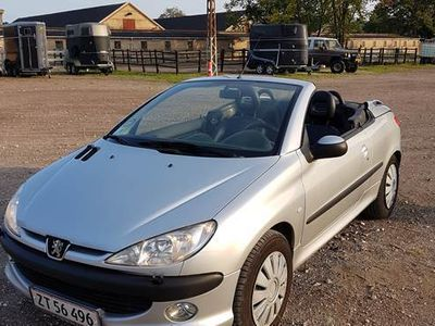 second-hand Peugeot 206 CC 1,6 1,6