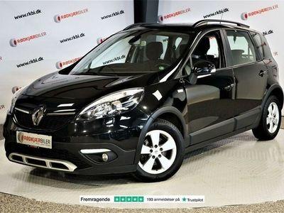 brugt Renault Scénic XMod 1,6 dCi 130 Expression