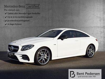 brugt Mercedes E53 AMG AMG 3,0 4-Matic AMG Speedshift 435HK 2d 9g Aut. D