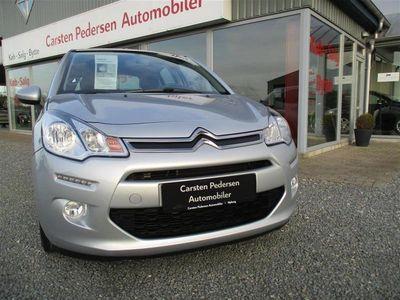 brugt Citroën C3 1,2 PureTech Seduction Complet 82HK 5d