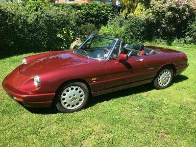 brugt Alfa Romeo Spider Veloce 2.0 S4