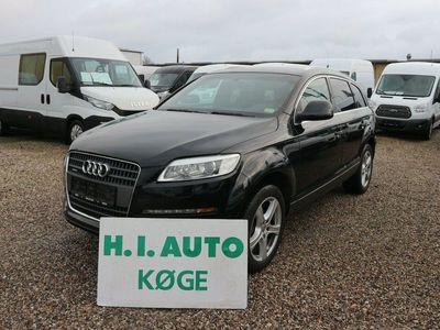brugt Audi Q7 3,0 TDi quattro Tiptr. Van