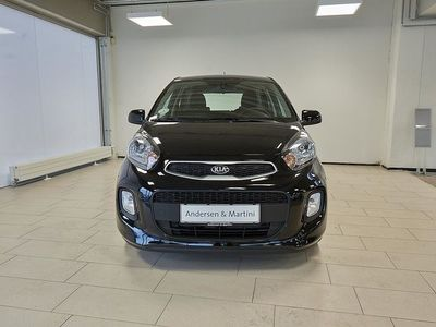brugt Kia Picanto 0 MPI Style Limited 4 sæder 66HK 5d