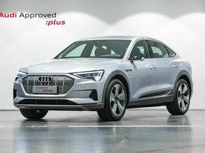 brugt Audi E-Tron - 50 Advanced Prestige SB quattro