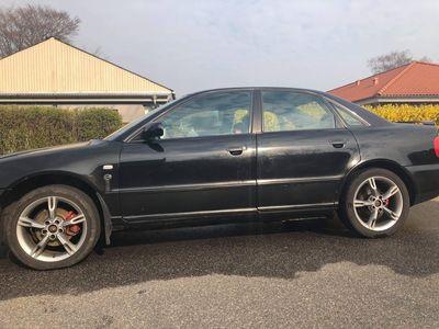 brugt Audi A4 LIMOUSINE 1,8