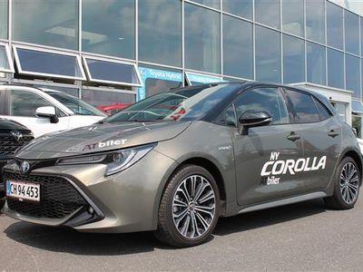 usado Toyota Corolla 2,0 B/EL H3 Premiumpakke E-CVT 180HK 5d 6g Aut.